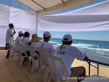 Inició el campamento de aguas abiertas en Puerto Escondido, sede de los Juegos Nacionales de Surf 2021 (12:00 h) - ADNl sureste