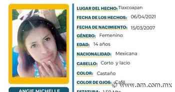 Se extravía en Tlaxcoapan Angie Michelle Valera - Periódico AM