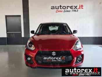 Vendo Suzuki Swift Sport 1.4 Hybrid Boosterjet nuova a Olgiate Olona, Varese (codice 8926466) - Automoto.it