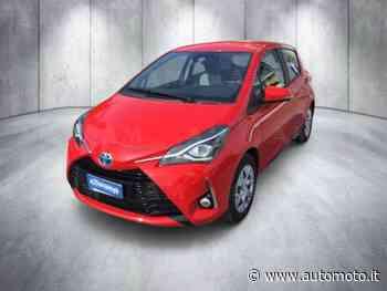 Vendo Toyota Yaris 1.5 Hybrid 5 porte Active usata a Olgiate Olona, Varese (codice 8865349) - Automoto.it