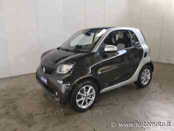 Vendo smart fortwo EQ Passion usata a Olgiate Olona, Varese (codice 8840048) - Automoto.it