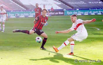 Waldemar Anton und Marc Oliver Kempf: Hat der VfB bald wieder einen deutschen Nationalspieler? - VfB Stuttgart - Zeitungsverlag Waiblingen - Zeitungsverlag Waiblingen
