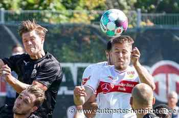 VfB Stuttgart: Waldemar Anton – mehr Kopfballstärke für die VfB-Abwehr - Stuttgarter Nachrichten