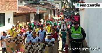 En Palmas del Socorro, iniciaron olimpiada campesina   Vanguardia.com - Vanguardia Liberal
