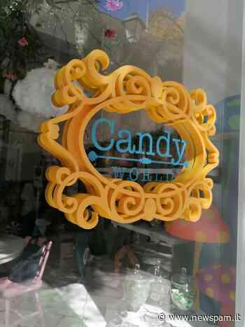 """Apre a Brindisi un nuovo mondo di dolcezza: """"Candy World"""" - newSpam.it"""