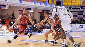 Basket: Milano ko con Brindisi, raggiunta dalla Virtus - Rai Sport