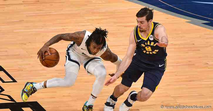 Quick Recap: Grizzlies let Pacers have their way offensively in 132-125 loss