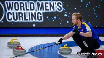 Sweden to face Scotland in gold-medal game at men's curling worlds