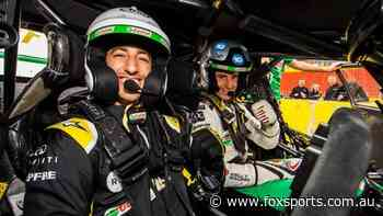 'I need to': Ricciardo reveals Supercars Bathurst plan with new boss