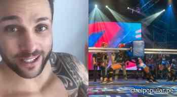 Nicola Porcella celebra triunfo en Guerreros Puerto Rico - ElPopular.pe
