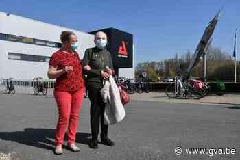 Op bezoek in het hipste vaccinatiecentrum van het land: zo verloopt een prik in de AED Studios - Gazet van Antwerpen
