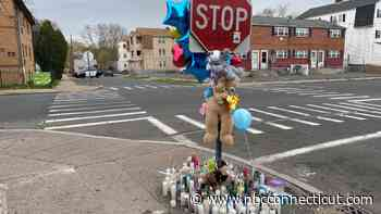 Memorial Grows for 3-Year-Old Boy Shot & Killed in Hartford