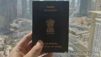 How to Apply for a Passport Online in India - Gadgets 360