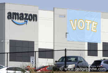 Vote tilts against Amazon union organisers in Alabama - Gadgets Now