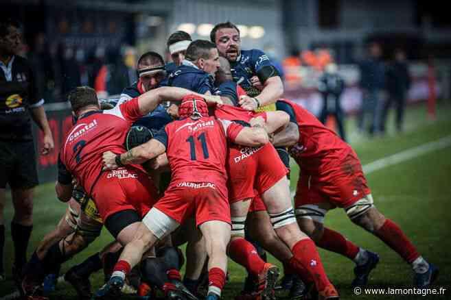 """Rugby - Pro D2 (26e J.) - Aurillac perd sans bonus à Nevers (16-3) : """"On inscrit trois points sur un match où on peut en marquer vingt"""" - La Montagne"""