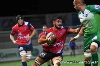 """Rugby - Pro D2 (26e J.) - Giorgi Tsutskiridze de retour avec Aurillac : """"Dès les catégories de jeunes, il était au-dessus du lot"""" - La Montagne"""