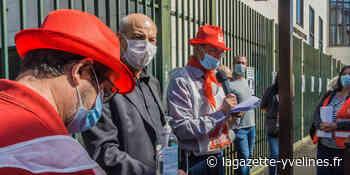 Les retraités manifestent pour les vaccins et le pouvoir d'achat - La Gazette en Yvelines