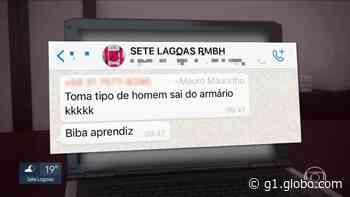 Polícia investiga denúncia de homofobia contra vereador de Sete Lagoas, que criticou colega por não usar máscara - G1