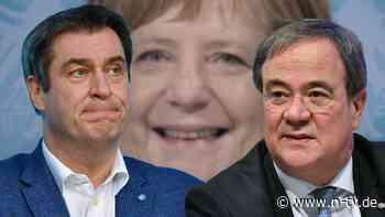 Laschet gegen Söder: CDU und CSU grübeln über K-Frage