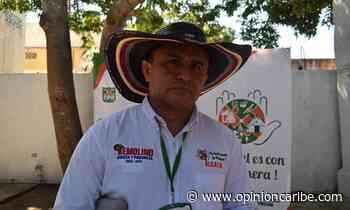 Alcalde de Remolino, Carlos Julio Vargas dio positivo para Covid-19 - Opinion Caribe
