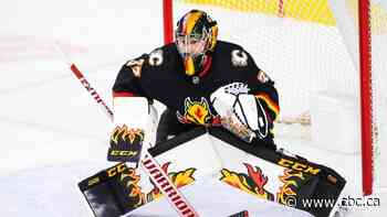 Maple Leafs acquire goalie David Rittich from Flames