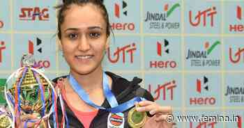 Manika Batra Wins Table Tennis Nationals For The Second Time - Femina