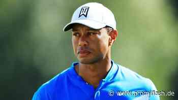 Leere Pillendose: Tiger Woods' Unfall wirft Fragen auf - Promiflash.de