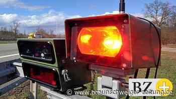 Achtung, Blitzer im Landkreis Peine unterwegs