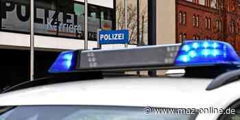 Betrunken und mit falschem Führerschein in Kloster Lehnin Damsdorf - Märkische Allgemeine Zeitung