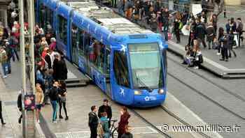 Montpellier : vol de carte bleue, les pickpockets de retour aux stations de tram - Midi Libre