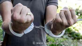 Frau beleidigt Polizisten in Landsberg während Verhaftung - Augsburger Allgemeine