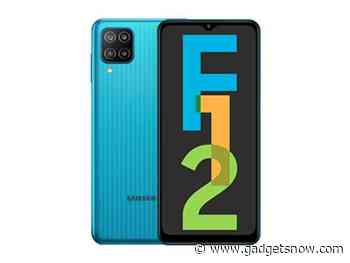 Samsung Galaxy F12 to go on its first sale today at 12pm
