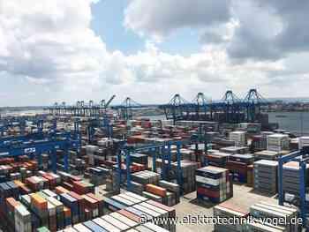 Hafenkran braucht schnelles Retrofit für E-Kette
