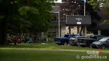 Over 20 teachers from Deux-Montagnes high school in isolation after two test positive for COVID-19 | Watch News Videos Online - Globalnews.ca