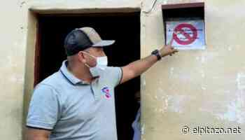 El Pitazo Notiaudio | Casas de pacientes COVID-19 en Guama son marcadas por orden del alcalde - El Pitazo