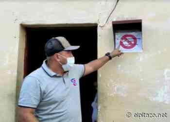 Yaracuy | Alcalde de Guama marca con carteles las casas de pacientes COVID-19 - El Pitazo