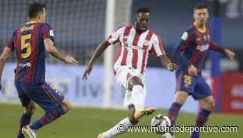 El Athletic llega a la final de Copa con dudas
