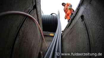 Glasfaser in Fulda: 7000 Haushalte können Internet-Geschwindigkeit vervielfachen - Fuldaer Zeitung