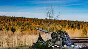 Wildflecken - Bundeswehr nutzt Truppenübungsplatz für Schießübungen mit MELLS-System - Fuldaer Zeitung