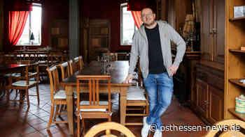 Patrick Bohl plant Propstei-Eventlokal: Glücksmomente in einmaligem Ambiente - Osthessen News