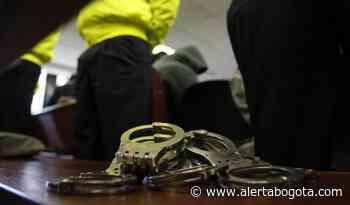 Tipo y muchacha fueron atrapados por crimen de conductor cerca a Guasca - Alerta Bogotá