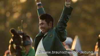 """Triumph in Augusta: """"Ganze Golf-Welt beeinflussen:"""" Matsuyama gewinnt Masters"""