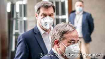 CDU/CSU: Laschet oder Söder? - Machtkampf um die Kanzlerkandidatur
