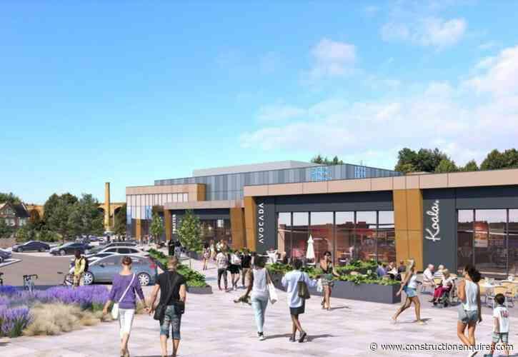 Eric Wright to start £21m Burnley retail scheme