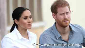 Royals: Tod Prinz Philips: Harry offenbar in Großbritannien gelandet