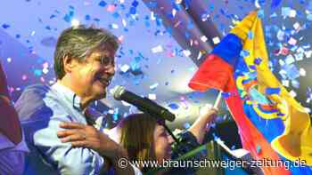 Ecuador: Konservativer Lasso gewinnt Präsidentenwahl