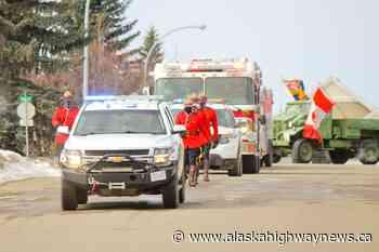 102nd birthday parade celebrates Fort St. John WW2 veteran Ingvar Nelson - Alaska Highway News