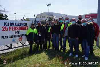 Langon : Les salariés de XPO Logistics lèvent la grève et signent le plan de sauvegarde de l'emploi - Sud Ouest