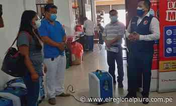 DIRESA entrega 20 concentradores y 15 balones de oxígeno a Ayabaca y Los Órganos - El Regional