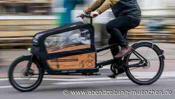 Schwerer Radlunfall: Mutter und Kind krachen mit Elektro-Rad gegen Baum - Abendzeitung